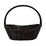 2596 Oval Brown Basket