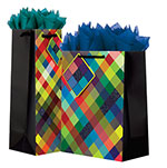 Action Graphix Gift Totes Rope Handles Collection