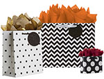 Sophisticate Gift Totes Rope Handles Collection