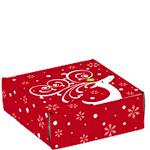 Dashing Reindeer Corrugated Mailer Boxes