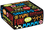 Snack Attack Corrugated Mailer Boxes