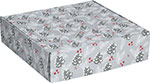 Silver Pinecones Corrugated Mailer Boxes