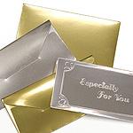Gift Certificate Folders