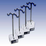 AE44 - 4 PC EARRING STAND SET