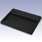 B-CP1 - BLACK COUNTER TRAY W/RING