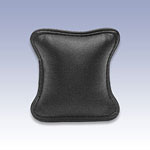 B-VP2 - BLACK 3 X 3 PILLOW DISP.