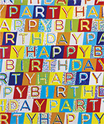 Glitter Birthday