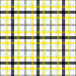 Black & Yellow Plaid