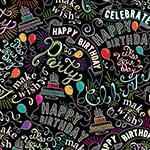 Birthday Chalk