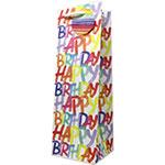 Rainbow Birthday Bottle Bags