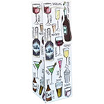 Cocktail Hour Bottle Bags