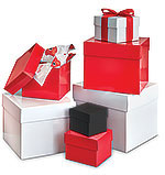 BIG BOX Sturdy Folding Gift Boxes