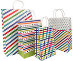 Solid Lines Shopping Bag Assortment