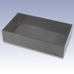 E-TR3 - 3in. WOOD UTILITY TRAY