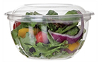 Biodegradable 18 oz. Salad Bowl w/ Lid
