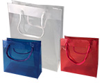 Translucent 6.75mil Plastic Euro Style Bags