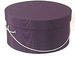 Amethyst Hat Boxes