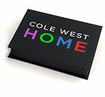 Magnetic Soft Touch Full Color Imprinted Giftcard Boxes