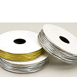 Metallic Non-Elastic Cord On Rolls