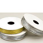 Metallic Non-Elastic Cord On Rolls