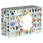 Kitty Cats Corrugated Mailers