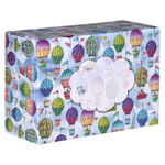 Hot Air Balloons Corrugated Mailers