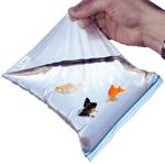 3mil Zip Style Leakproof Bag