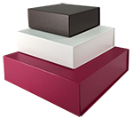 Premium Leatherette Magnetic Gift Boxes