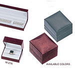 Mosiac Leatherette Box Collection