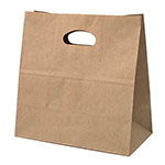 Grab-N-Go Blank Take Out Bag