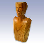 NW-3807 - NATURAL WOOD BODY FORM