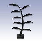 NW-3815 - BLACK WOOD EARRING TREE
