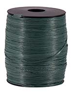 1/4 x 500yd August Green Rayon Raffia