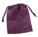 Purple 4x5 Pouch