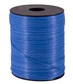 1/4 x 500yd Blue Rayon Raffia
