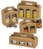 Italian Jar Gift Box Carriers