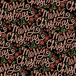 Hand Lettered Holiday