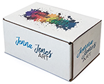 4 Color Imprinted Shippers
