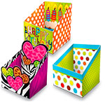 Small Angled Boxes