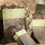 Antigua Designed Paper Shopping Bags