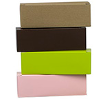 Colored Automatic1 Piece Folding Candy Boxes
