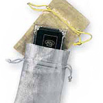 Small Metallic Bags