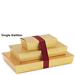 Single Layer Ballotin Candy Boxes, Trays and Pads