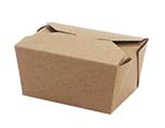 Bio Pack Coated Take-out Boxes