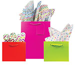 Small Quantity Bright Colored Euro Totes