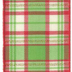 Brandeberg Plaid Ribbon