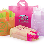 Frosted Bags - Bright Collection