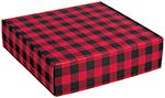 Buffalo Plaid Corrugated Mailer Boxes