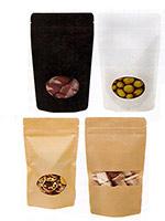 Matte Paper Laminate Pouch Bags