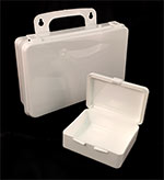 White Plastic Cases